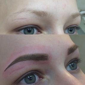 перманентный макияж бровей в иваново